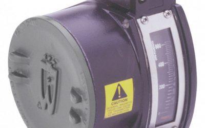 Brooks Instrument GT1600 Large Glass v.a. Flow Meter
