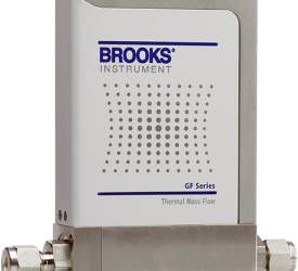 Brooks Thermal Mass Flow Controllers & Meters
